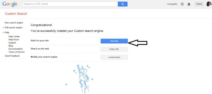 How-To-Add-Google-Custom-Search-Engine-in-Blogger-step-2