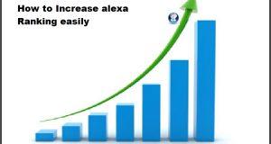 Easy ways to increase your Alexa rank