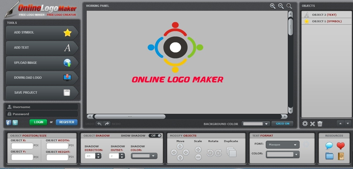 Onlinelogomaker.com review: How to create free Logo for your blog