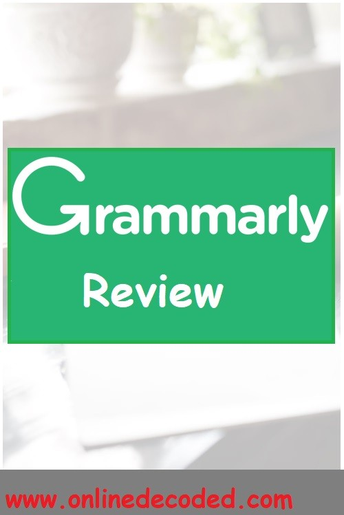 Grammarly Review - The Best Free Grammar Checker Tool