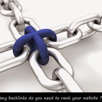 How Many Backlinks You Need to Rank Your Website ?