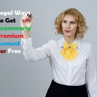 How To Get Free Grammarly Premium Account