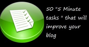 Tasks That Will Improve Your Blog