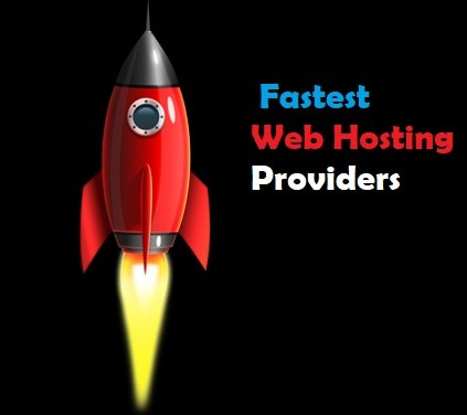 fastest web hosting providers