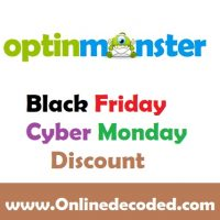 OptinMonster Black Friday Discount