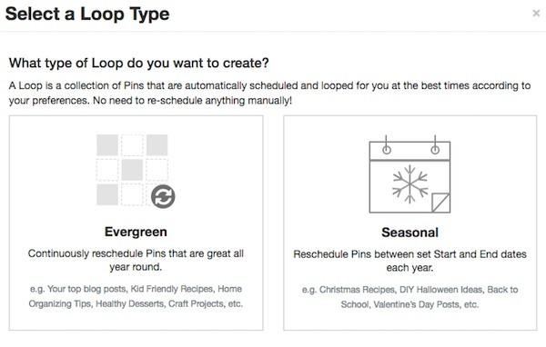Smart Loop Feature - Selecting Loop