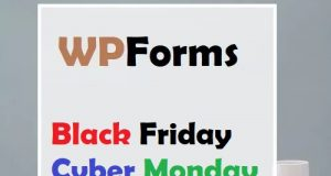 WPForms Black Friday Discount