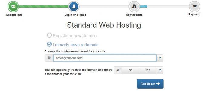 transfer domain - ten dollar blog