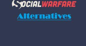 social warfare alternatives
