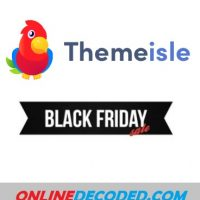 ThemeIsle Black Friday Deal