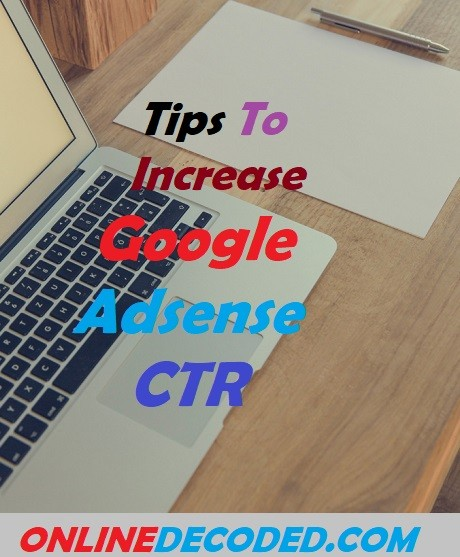 Tips-To-Increase-Google-Adsense-CTR